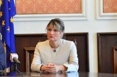 Веселина Казакова, ръководител на Общинско предприятие по озеленяване