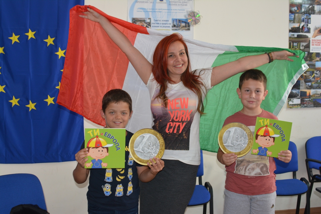 Приказка за Италия в Европа Директно - Сливен
